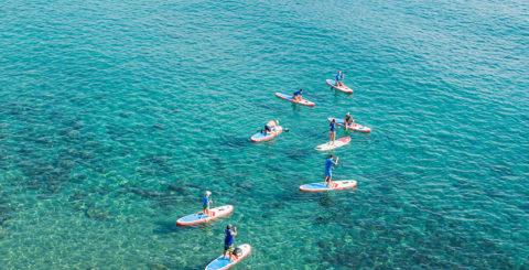 Actividades Multiaventura para Colegios en el Mar