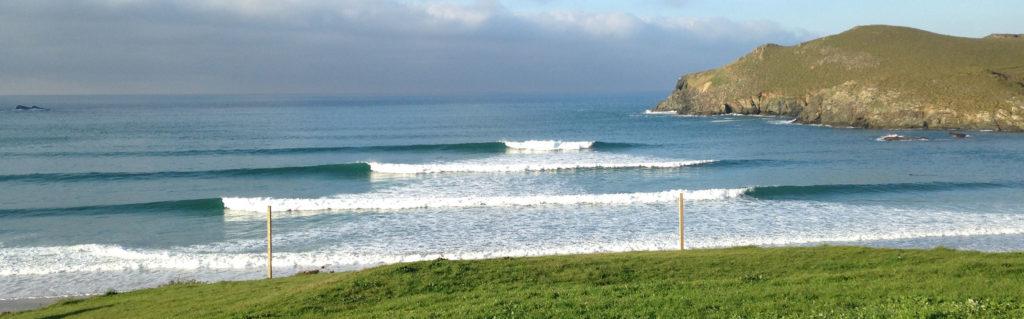 Playa de Pantín en Ferrol